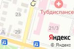 Схема проезда до компании Областной перинатальный центр в Караганде