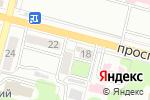 Схема проезда до компании Forte+ в Караганде