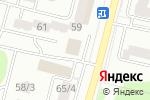 Схема проезда до компании Эргономика, ТОО в Караганде