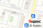 Схема проезда до компании MIX в Караганде