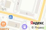Схема проезда до компании Каприз в Караганде