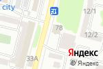 Схема проезда до компании Туран в Караганде