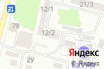 Схема проезда до компании Мичуринец в Караганде