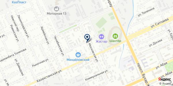 Polycomm, торговая компания на карте Караганде