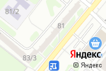 Схема проезда до компании Нотариус Пучкова Н.Ю. в Караганде