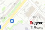 Схема проезда до компании Цветочный магазин в Караганде