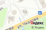 Схема проезда до компании ЦЕСНАБАНК в Караганде