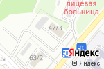 Схема проезда до компании Нотариус Саденова А.Б. в Караганде