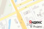 Схема проезда до компании Адвокатский кабинет Коноржевской Ж.А. в Караганде