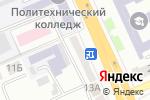 Схема проезда до компании Цветы на 15ом в Караганде