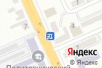 Схема проезда до компании Экономь в Караганде