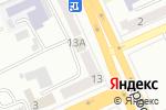 Схема проезда до компании Азия в Караганде