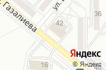 Схема проезда до компании Евросвет Караганда, ТОО в Караганде