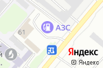 Схема проезда до компании Emex в Караганде