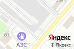 Схема проезда до компании Орталык контакт, ТОО в Караганде