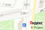 Схема проезда до компании Купи Донер в Караганде