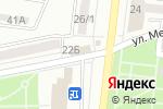 Схема проезда до компании Uni Master в Караганде