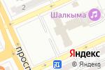 Схема проезда до компании №56 в Караганде