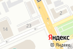 Схема проезда до компании Standard в Караганде