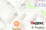 Схема проезда до компании Салон штор в Караганде