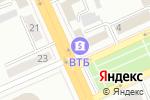 Схема проезда до компании Банк ВТБ (Казахстан), ДО АО в Караганде