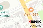 Схема проезда до компании Банкомат, АТФ банк в Караганде