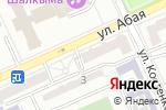 Схема проезда до компании InterPress IH Karaganda, ТОО в Караганде