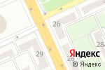 Схема проезда до компании BUFFET в Караганде