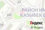 Схема проезда до компании Лидер плюс, ТОО в Караганде