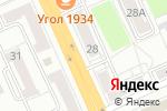 Схема проезда до компании Ital design в Караганде