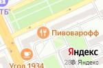 Схема проезда до компании Kaz Global Travel в Караганде