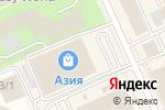 Схема проезда до компании Raffine в Караганде
