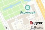 Схема проезда до компании Учебно-клинический центр, ТОО в Караганде