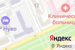 Схема проезда до компании Bogacho в Караганде