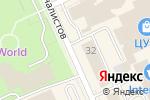 Схема проезда до компании Шашлычок в Караганде