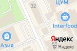 Схема проезда до компании Элит мастер в Караганде