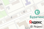 Схема проезда до компании Беталинк в Караганде