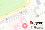 Схема проезда до компании MARINADE в Караганде