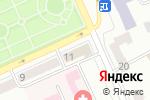 Схема проезда до компании Нотариус Нурмуханова А.Б. в Караганде