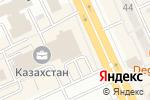 Схема проезда до компании Linsat, ТОО в Караганде