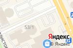 Схема проезда до компании Магазин по продаже цветов в Караганде