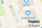 Схема проезда до компании Медицинский реабилитационный центр доктора Имбраимхан М.К. в Караганде