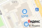 Схема проезда до компании Keremet.kz в Караганде