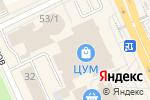 Схема проезда до компании RALF RINGER в Караганде