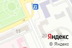 Схема проезда до компании Юридическая контора в Караганде