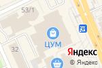 Схема проезда до компании 4g mobila в Караганде