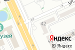 Схема проезда до компании Interteach в Караганде
