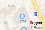 Схема проезда до компании Ручная работа в Караганде