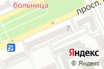 Схема проезда до компании Спорт в Караганде