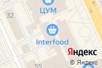 Схема проезда до компании Есения в Караганде